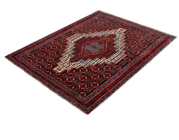 Kurdish Senneh rug DR-331 - Persian rug