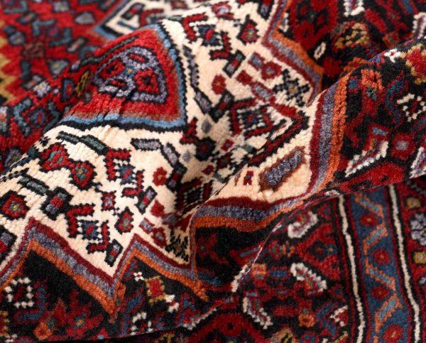 Kurdish Senneh rug DR-331 - Persian rug-7191