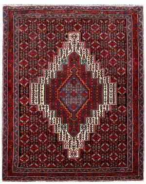 Kurdish Senneh rug DR-331 - Persian rug-7195