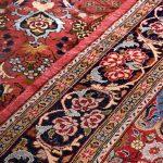 Mehraban hamadan persian carpet- DR358- 6600