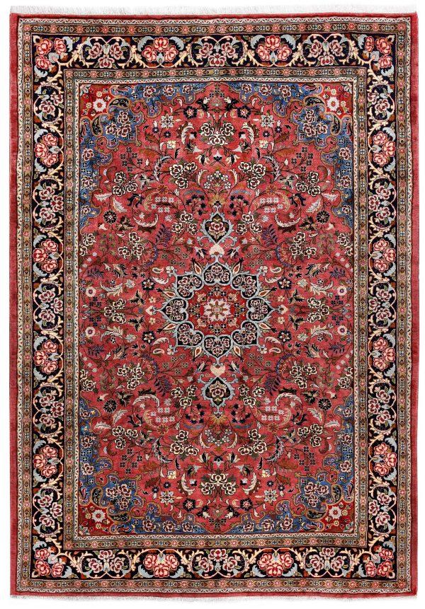 Mehraban hamadan persian carpet DR358 6894