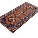 Yalameh runner rug, Persian rug for sale DR343
