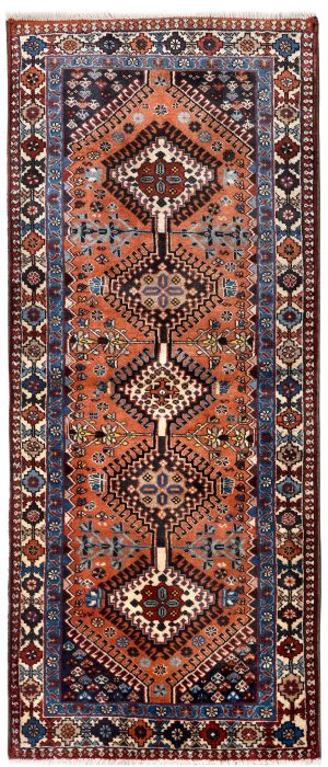 -Yalameh runner rug, Persian rug for sale DR343-7203