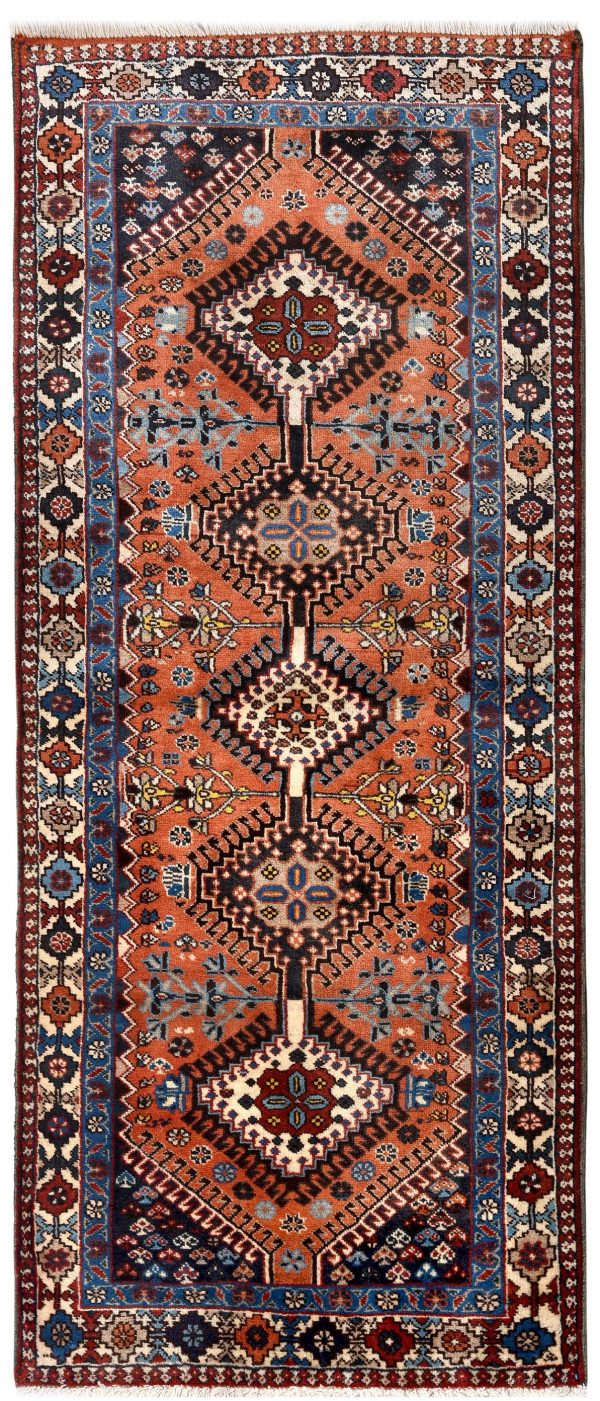 -Yalameh runner rug, Persian rug for sale DR343-7203