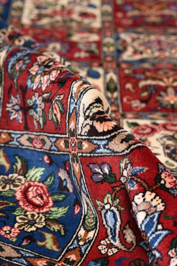 Bakhtiari rug - Persian Bakhtiar rug for sale DR379-6955