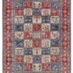 Bakhtiari rug – Persian Bakhtiar rug for sale DR379-7045