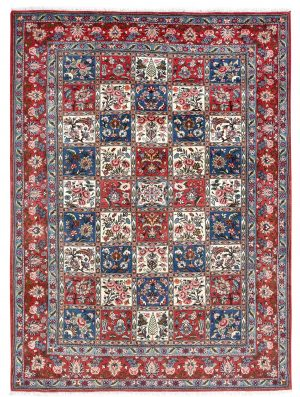 Bakhtiari rug - Persian Bakhtiar rug for sale DR379-7045