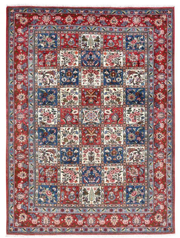 Bakhtiari rug - Persian Bakhtiar rug for sale DR379-7045