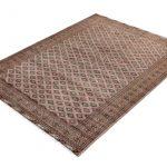 Brown Bukhara Turkaman carpet for sale DR378