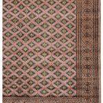 Brown Bukhara Turkaman carpet for sale DR378-7040