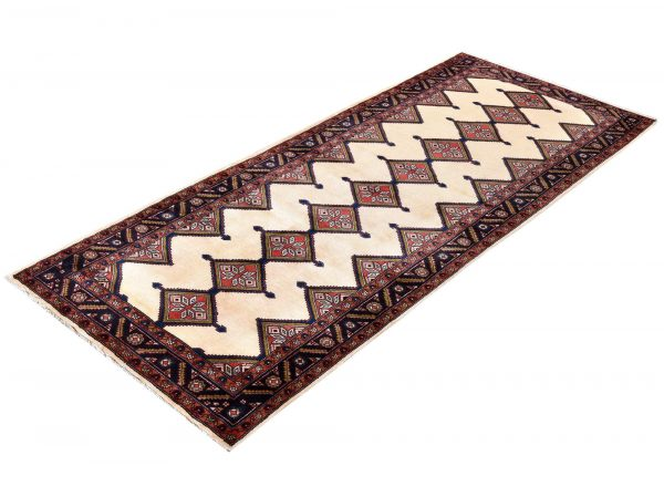 Hand-knotted Persian Runner Rug for sale DR-336