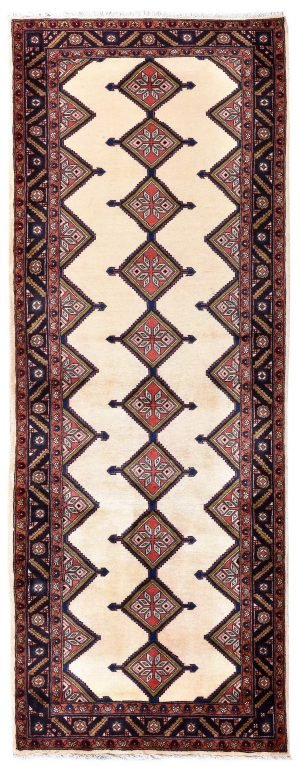 Hand-knotted Persian Runner Rug for sale DR-336-7263