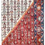 Kurdish Koliai rug for sale DR-355-7012