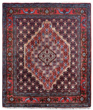 Kurdish Senneh rug for sale DR-271-7197