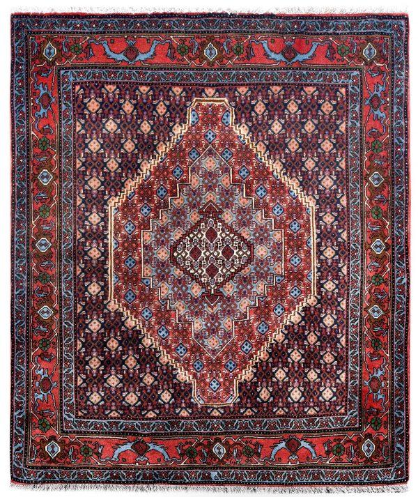 Kurdish Senneh rug for sale DR-271-7197
