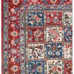 Persian Bakhtiar rug for sale DR379-7044