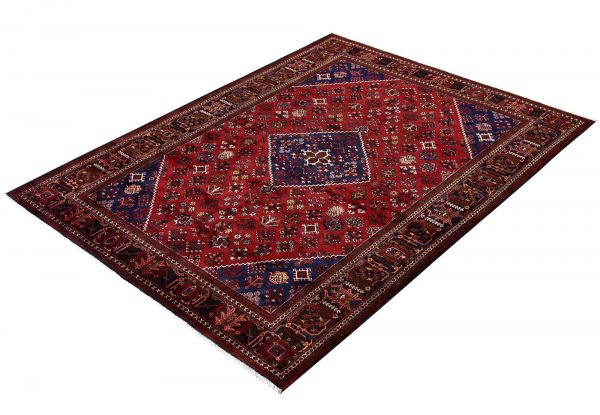 Red Joschaghan rug for sale-DR363