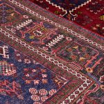 Red Joschaghan rug for sale-DR363-6924