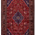 Red Joschaghan rug for sale-DR363-7032