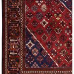 Red Joschaghan rug for sale-DR363-7033