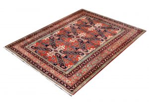 Old Persian Ardabil rug for sale-DR429-