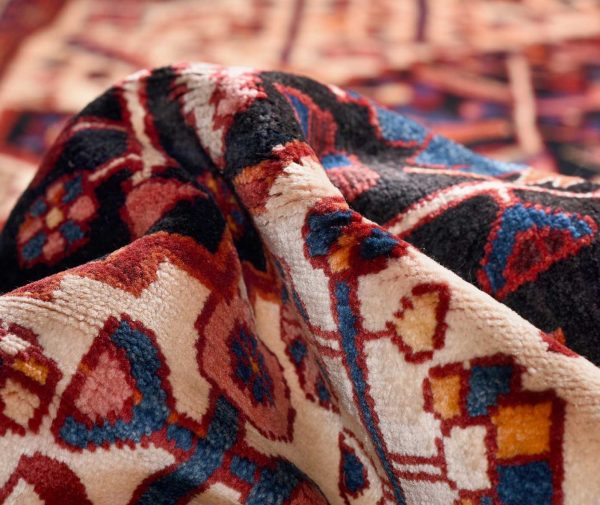 Persian Tribal carpet for sale- nahavand-DR388-6631