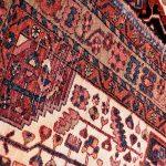 Persian Tribal carpet for sale- nahavand-DR388-6636