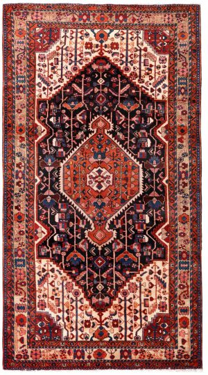Persian Tribal carpet for sale- nahavand-DR388-7273