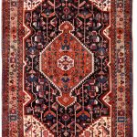 Persian Tribal carpet for sale- nahavand-DR388-7273