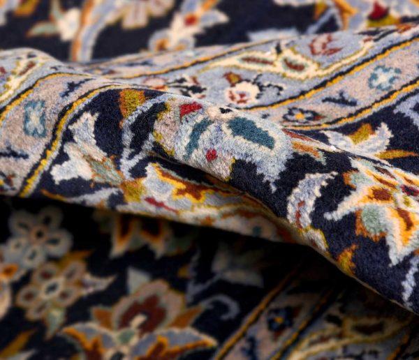 Beautiful 3x4 Persian Carpet for sale Kashan Rug DR-427-7294