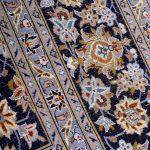 Beautiful 3×4 Persian Carpet for sale Kashan Rug DR-427-7296