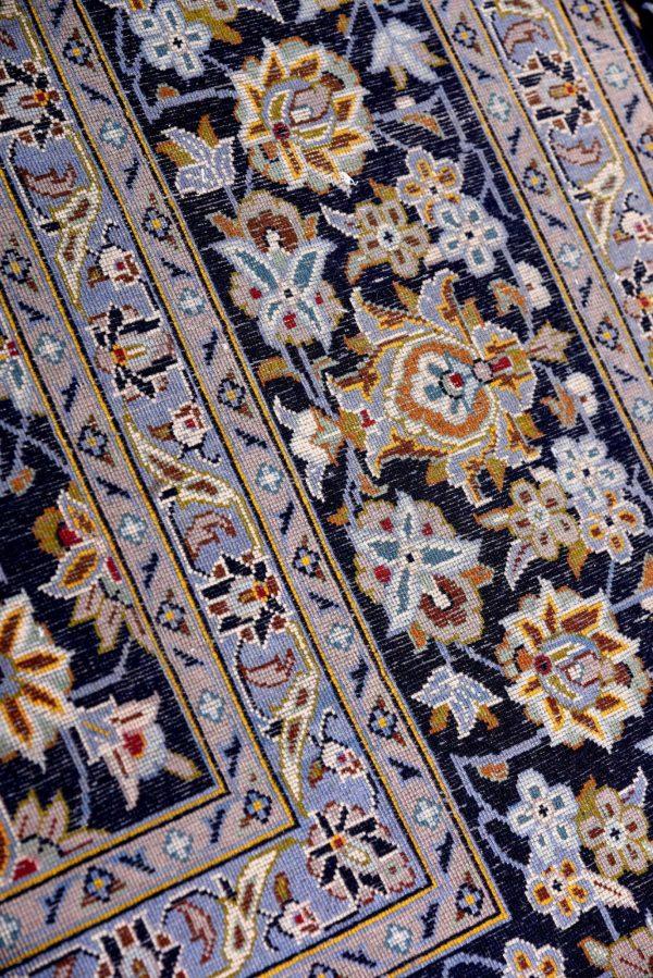 Beautiful 3x4 Persian Carpet for sale Kashan Rug DR-427-7296