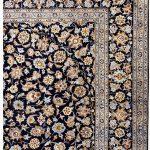 Beautiful 3×4 Persian Carpet for sale Kashan Rug DR-427-7299