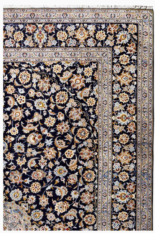 Beautiful 3x4 Persian Carpet for sale Kashan Rug DR-427-7299