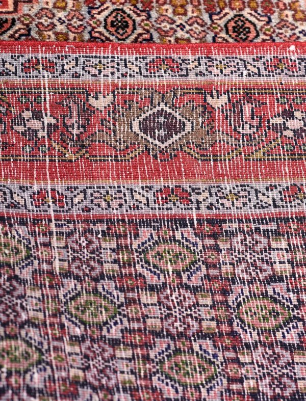 Handmade Senneh Kurdish Rug for sale DR-269-7118