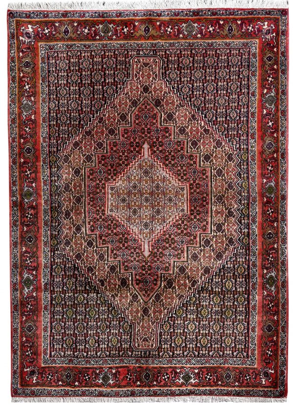 Handmade Senneh Kurdish Rug for sale DR-269-7232
