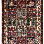 New Tribal Persian Rug for sale DR346-7250