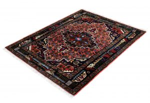 Red Koliai Persian Carpet for sale DR-273