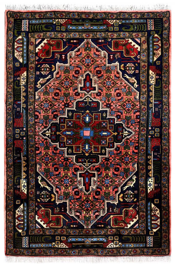 Red Koliai Persian Carpet for sale DR-273-7248