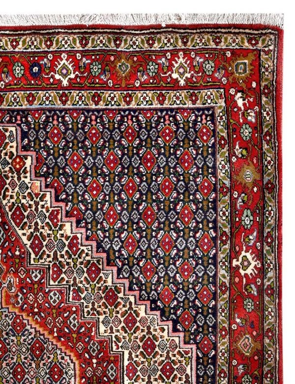 Senneh Kurdish hand knotted Rug for sale DR-310-7252 - q