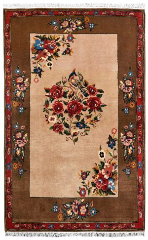cheap bakhtiari persian rug-dr-369-7234