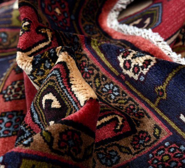koliai kurdish Tribal rug for sale DR-317-7172