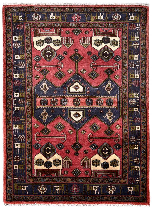 koliai kurdish Tribal rug for sale DR-317-7223