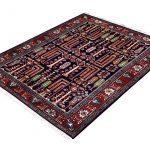 Blue Tribal Koliai Persian Rug for sale DR-274