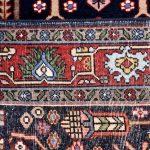 Blue Tribal Koliai Persian Rug for sale DR-274-7093