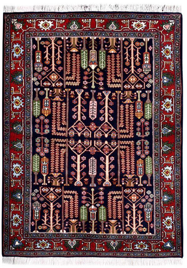 Blue Tribal Koliai Persian Rug for sale DR-274-7244