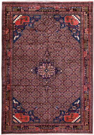 Handmade High-density Koliai Rug for sale DR311-5171