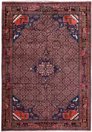 Handmade High-density Koliai Rug for sale DR311-5171