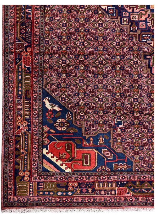 Handmade High-density Koliai Rug for sale DR311-5172