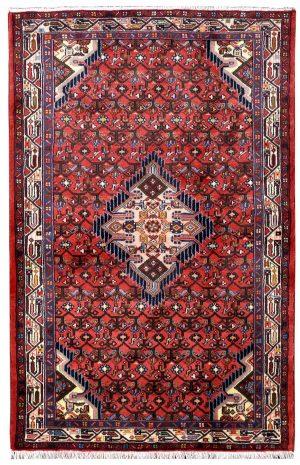 Persian Hamadan rug for sale - Hoseinabad DR349